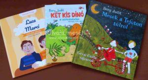 Karácsonyi ajándékba kapott mesekönyvek