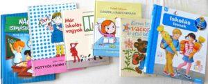 6 könyv iskolakezdésre